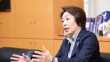 橋本聖子大臣に直撃「選択的夫婦別姓が実現していない本当の理由」