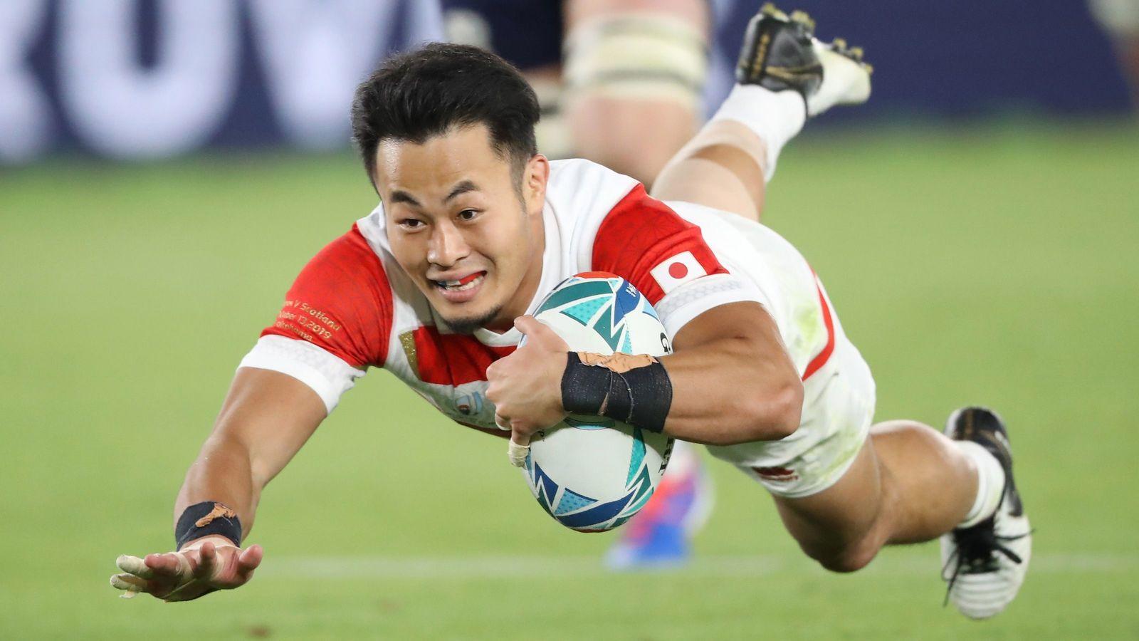 ラグビーW杯南ア戦「日本に分あり」の数的根拠 両チームの体格を徹底分析した結論