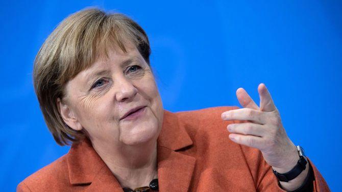 2020年12月13日、ドイツのアンゲラ・メルケル首相は、コロナウイルス感染症の「指数関数的な増加」に歯止めをかけるため、ロックダウンを実施するとベルリンの首相官邸で発表