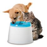 美味しい水でペットの病気を予防する「フレッシュファウンテン」。