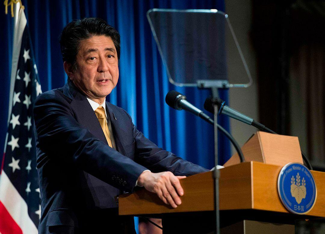 """安倍首相がNYで""""麻生留任""""を語った背景 翻弄される日本の政治記者のレベル"""