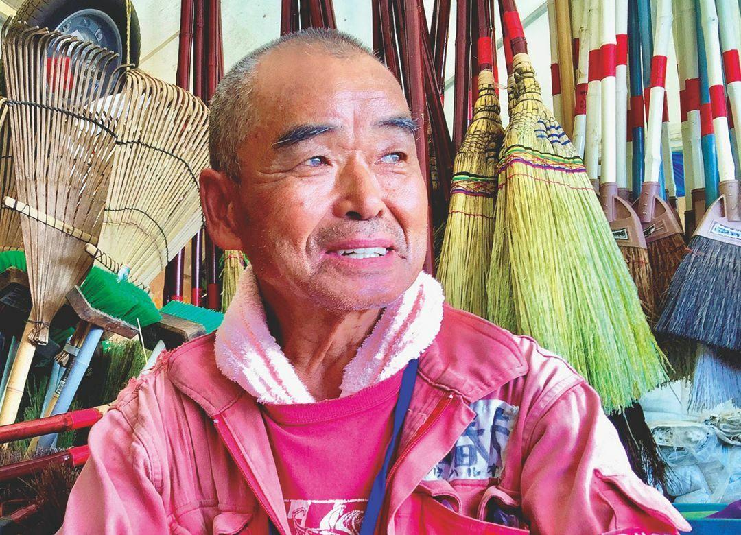 尾畠春夫さん年金月5.5万の家計簿公開  「雑草を食べることもあります」