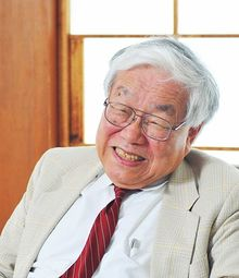 イェール大学名誉教授 浜田宏一氏