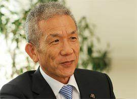 年16億人のお客様に1円多く買ってもらうには -日本マクドナルドHD会長兼社長兼CEO 原田泳幸氏