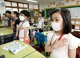 """治療法がない""""韓国MERS感染症""""の恐怖"""