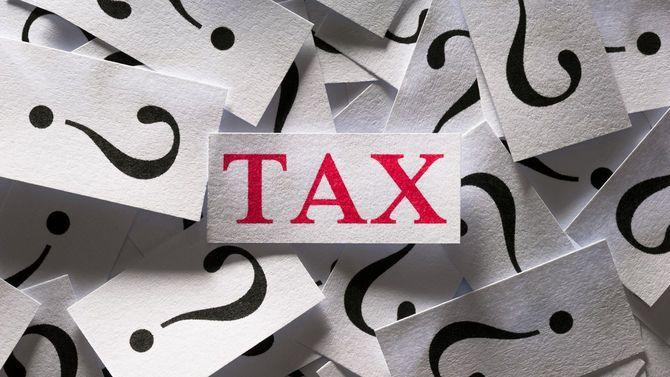 税に関する質問