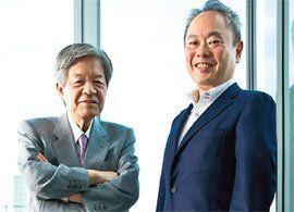 経営共創基盤CEO 冨山和彦×田原総一朗