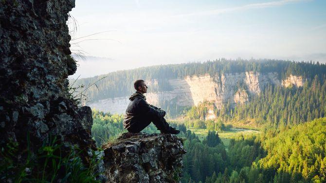 目の前の等身大の現実に気づくようにすることが、ストレスに強い心を作る――(※写真はイメージです)