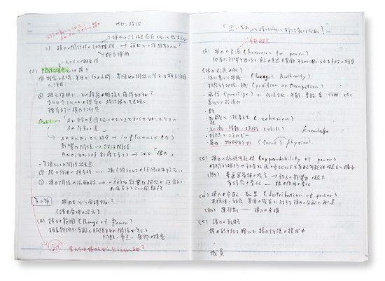 【2】東国原知事の秘密の成功ノート