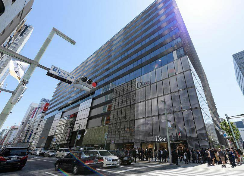 """銀座最大の商業施設「GINZA SIX」が""""脱百貨店""""をめざす必然"""
