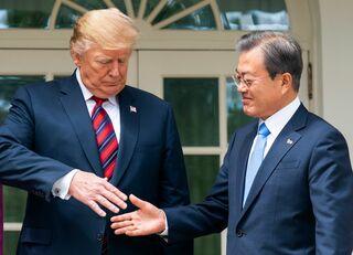 北朝鮮の増長をゆるす韓国外交の意味不明
