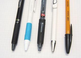 消えるボールペン、文具革命の13億本
