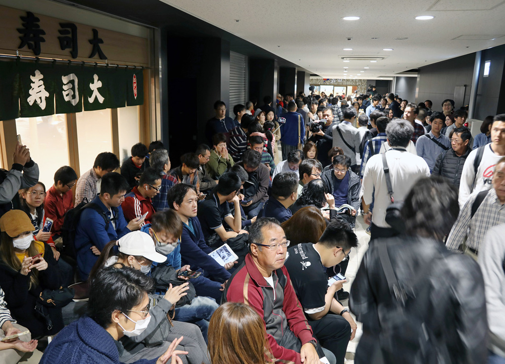 """豊洲市場で3時間待つ人とは付き合えない """"価値観の…"""