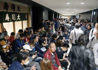 豊洲市場で3時間待つ人とは付き合えない
