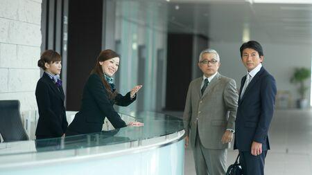 なぜ「受付の対応」で会社の将来性がわかるのか 「来客に知らんぷり」は ...
