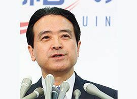 結いの党代表 江田憲司 -初めて群れを率いた「一匹狼」