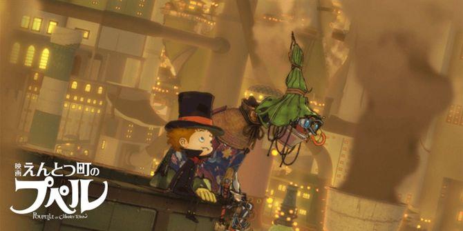 映画えんとつ町のプペルの公式サイトからの画像