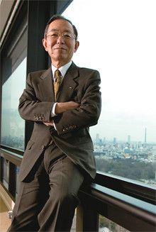<strong>伊藤忠商事会長 丹羽宇一郎</strong>●1939年、愛知県生まれ。62年名古屋大学法学部卒業後、伊藤忠商事入社。98年社長、2004年より現職。「自立の精神と負けない心を持ってほしい。そういう気持ちで日々努力する人は、情報が流れてもパッと掴める。時間の緊張感が大切だ」