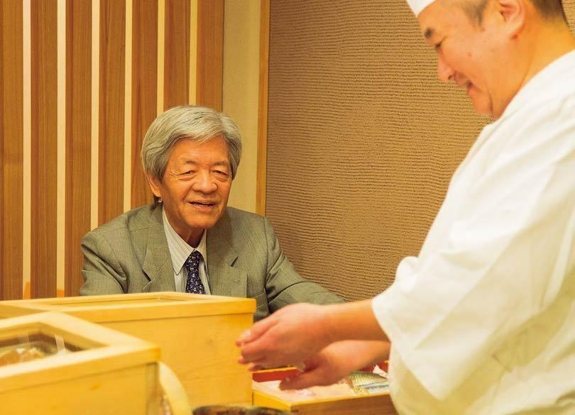 田原総一朗さんの「人に教えたくない店」
