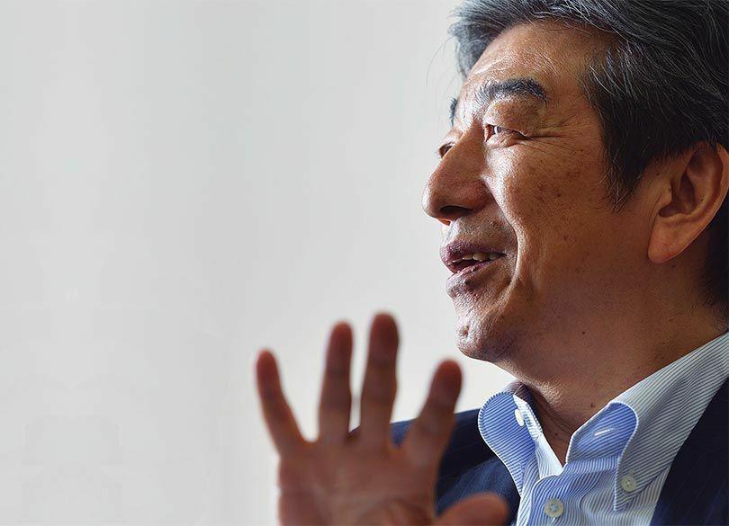 三菱電機会長「抵抗勢力がカイゼンの鍵」 社長就任後すぐ後継者を探した