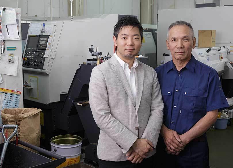 働きたいベンチャーNo.1企業が「超・節水ノズル」を作れた秘密~東大阪市・DG TAKANO