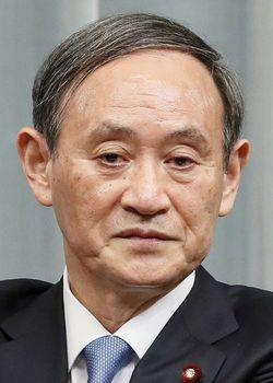 菅義偉内閣官房長官が記者会見で新元号『令和』を発表した
