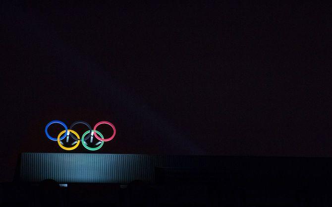 オリンピック リング