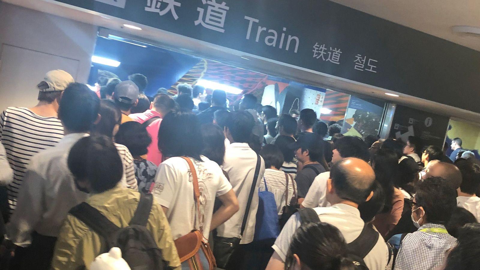 女子大生が1人でも安心して眠れた「成田の夜」 「空港の職員さんは本当にえらいね」