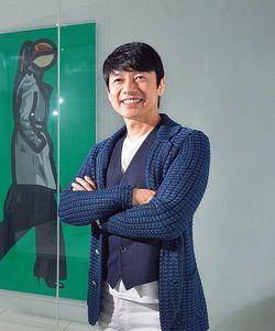 GMOインターネット 会長兼社長・グループ代表 熊谷正寿氏