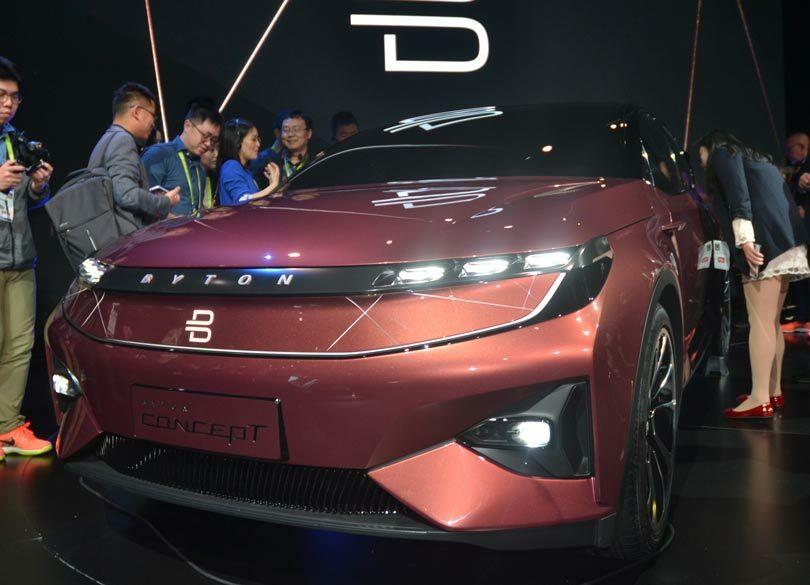 中国の電気自動車が日米欧より有利なワケ 国際法をスルーして自動運転を推進