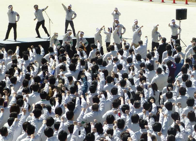 トヨタ社長が春闘の全交渉に出席する理由 「弱い立場の人に全員で寄り添う」