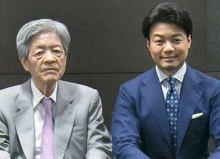 弁護士ドットコム元榮太一郎×田原総一朗