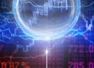 今の株価は1988~89年のバブルに近い
