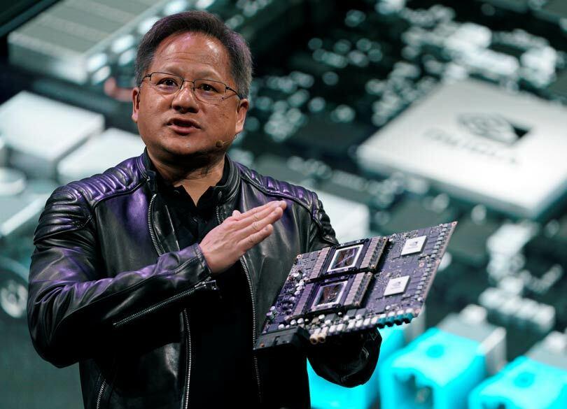 """絶対王者インテルが""""自動運転""""で焦るワケ なぜエヌビディアを恐れているのか"""