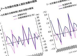 「猛暑が続くほど経済にプラス」は本当か