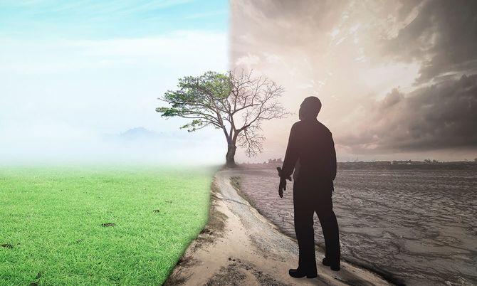 世界の変化と地球温暖化