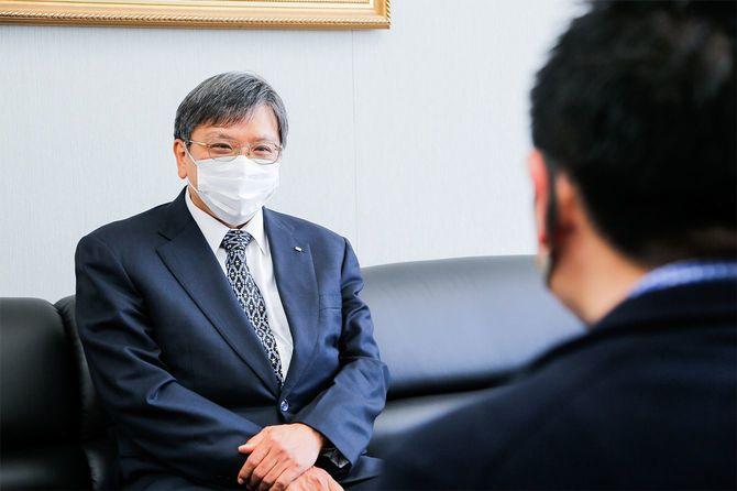早稲田大学文学学術院教授の渡邉義浩さん