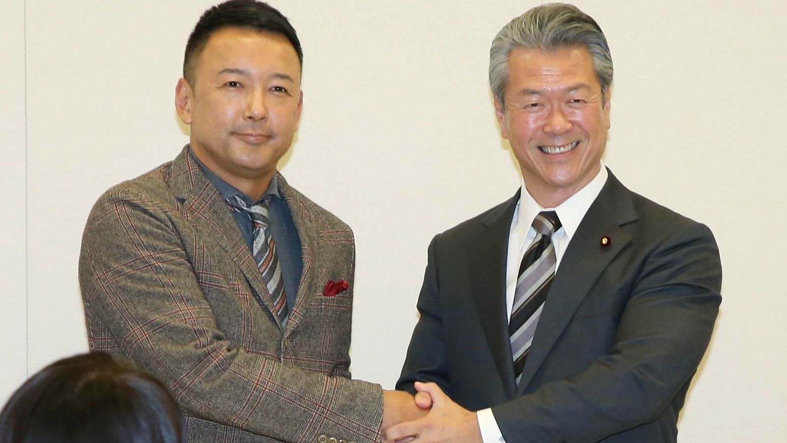 東京五輪の前に「山本太郎が都知事に」の現実度 小池知事vs自公候補なら漁夫の利か