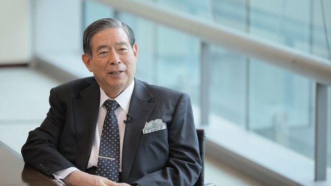 SBIホールディングス 北尾吉孝代表取締役社長/1951年、兵庫県生まれ。74年慶應義塾大学経済学部卒業後、野村證券入社。野村證券事業法人三部長などを経て、95年ソフトバンクに入社、常務取締役に就任。99年より現職。SBI大学院大学の学長なども兼務する。