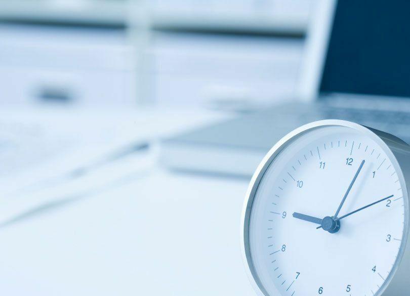 会議、作業、考え事……最適な時間帯は?