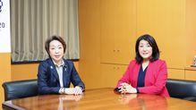 橋本聖子×白河桃子「日本でもやっと始まる