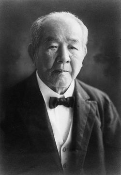 明治・大正期の実業家、渋沢栄一