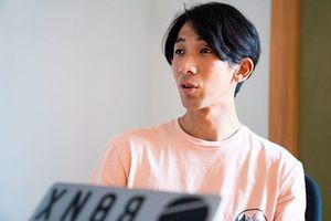 グループ通話ソリューションを手掛けるBONX代表取締役CEOの宮坂貴大さん。『ボイステック革命 GAFAも狙う新市場争奪戦』より