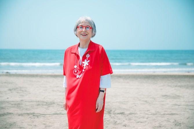 今年、作家生活50年を迎える角野栄子さん。