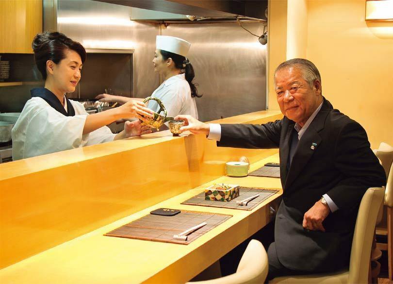 鈴木久仁さんの「人に教えたくない店」