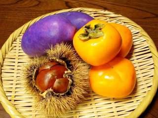 美容に効く秋の果物&ドライフルーツ6選