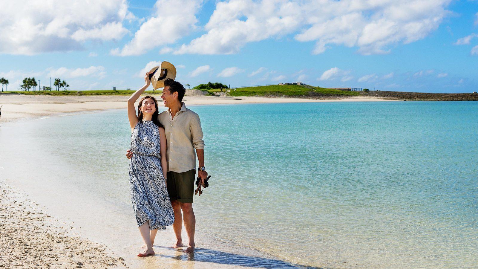 沖縄豊崎で始める人生のセカンドステージ 美しい自然、緩やかに流れる時間