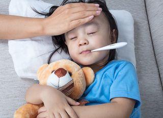 「わが子の急病・発熱」ケース別対処法9