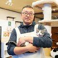 自分より猫が大事な猫カフェ店主の暮らし