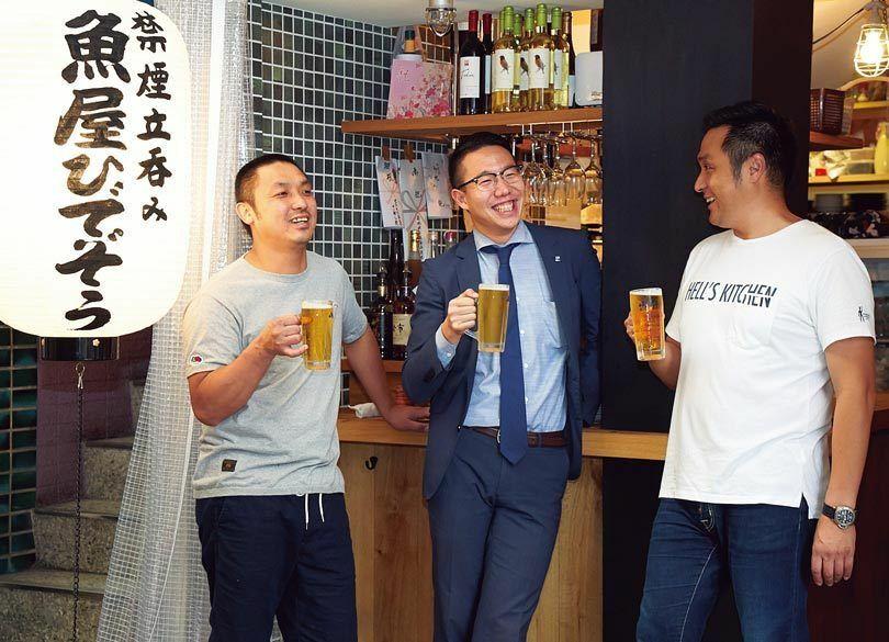 アサヒの営業専門チームが、冷え込む居酒屋需要を変える!